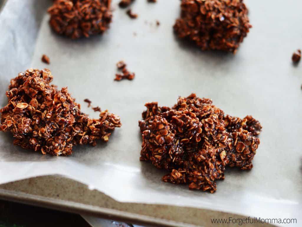 Poop Cookies - No Bake Cookies Recipe
