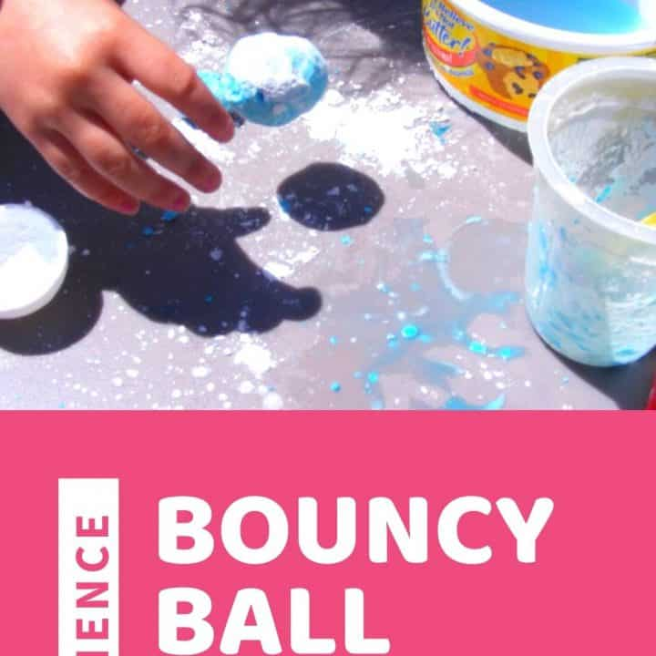 Making a Bouncy Ball