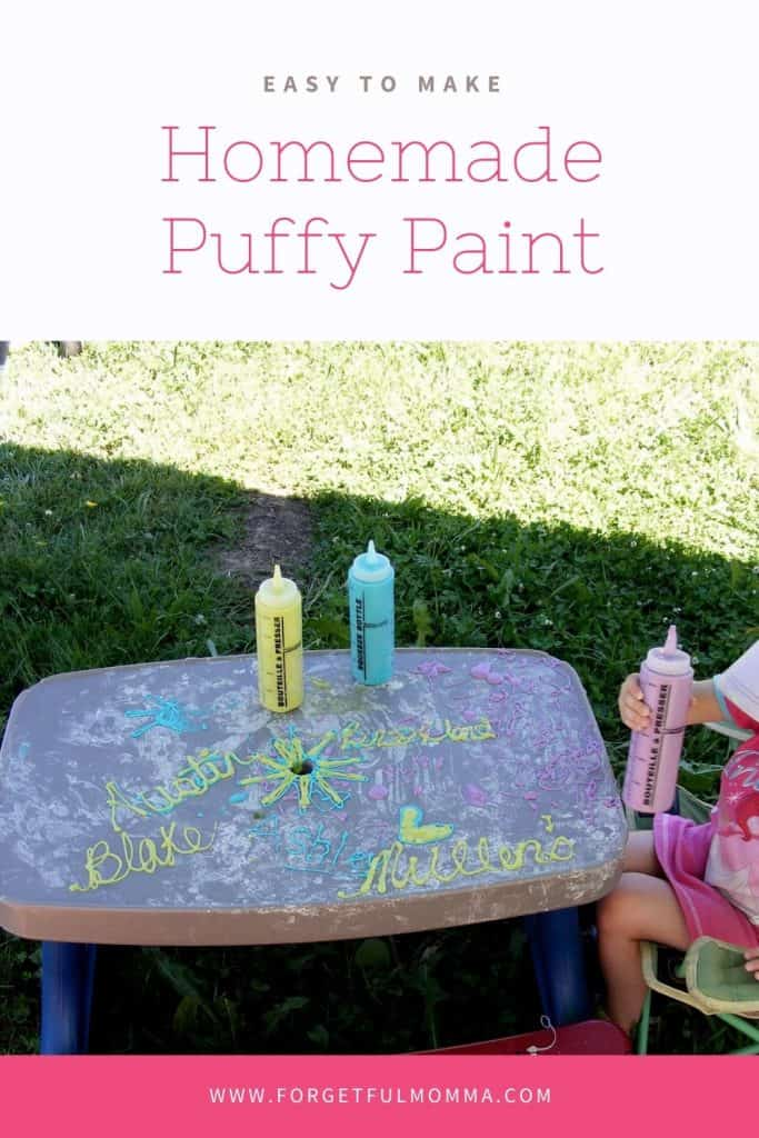 Frozen Chalk Paint