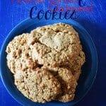 Peanut Butter & Oatmeal Cookies