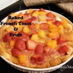 Baked French Toast4