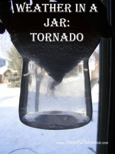 Tornado in a Jar