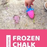 Frozen chalk