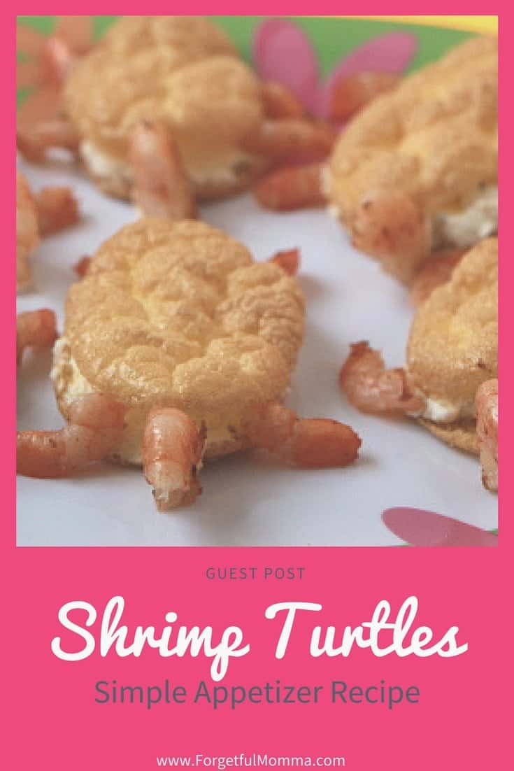 Shrimp Turtles