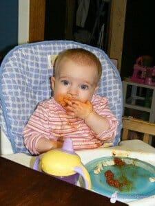 First Food #FirstCheerios