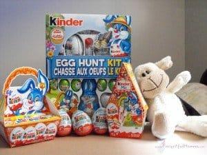 Kinder Easter 2014