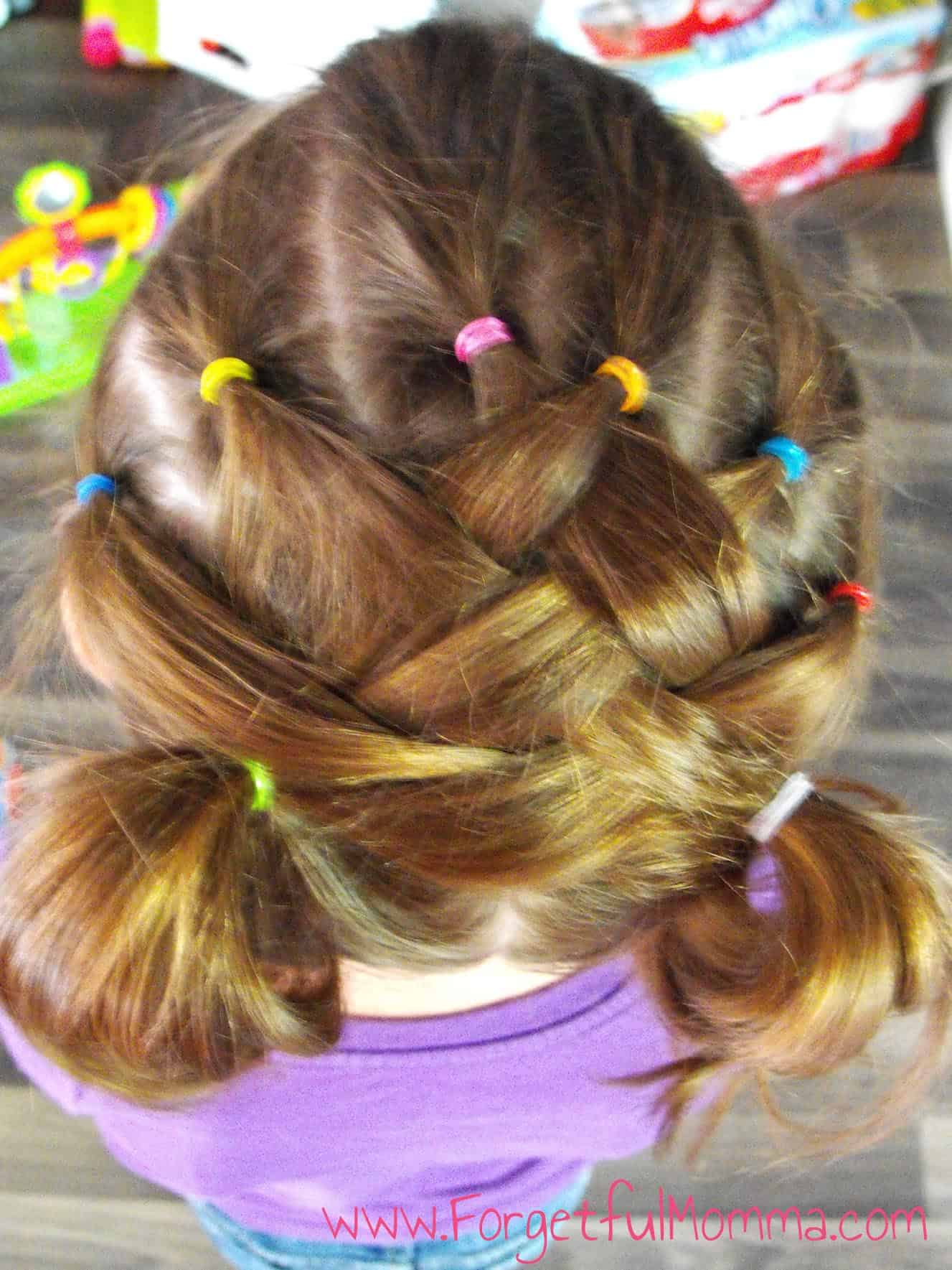 Brilliant Back To School Hair For Little Girls Forgetful Momma Short Hairstyles Gunalazisus