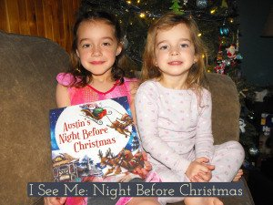 Austin's Night Before Christmas – I See Me