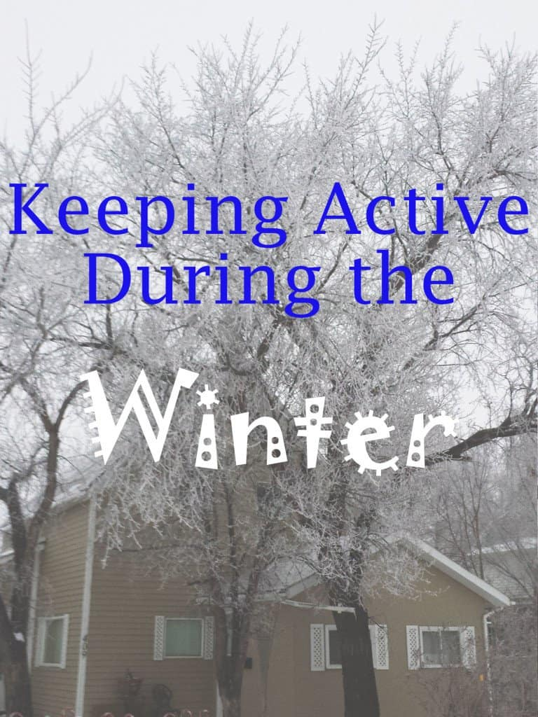 Keeping Active During the Winter