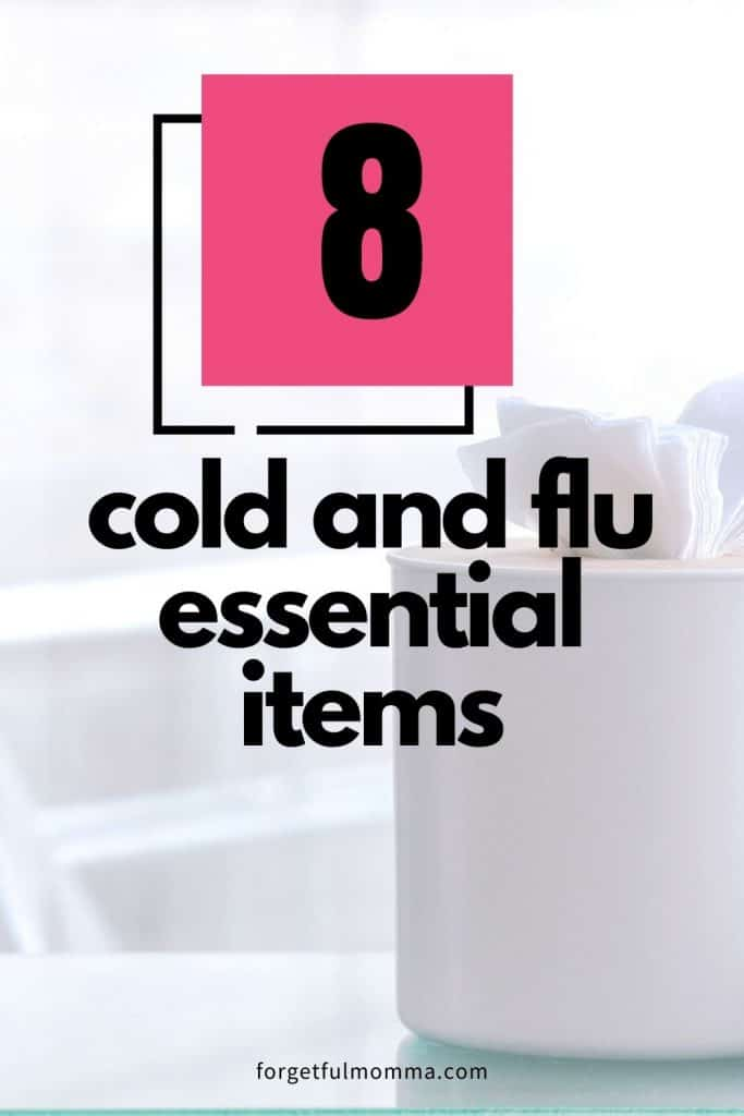 Cold and Flu Season - tissues