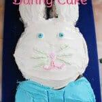 Bunny Chocolate Cake