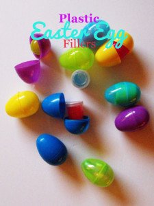 Plastic Easter Egg Fillers