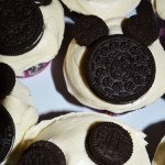 Minnie Mickey Mouse Cupcakes