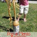 Pop & Mento Eruption