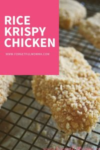 Rice Krispy Chicken