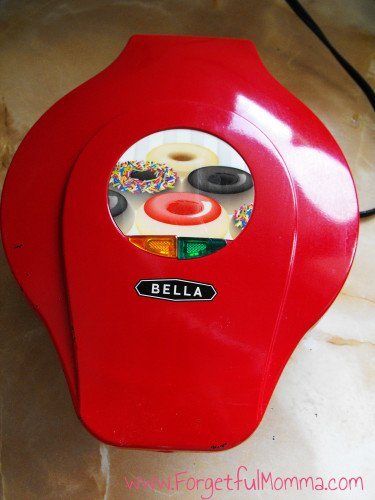 Bella Mini Donut Maker