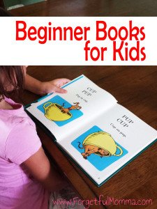 Beginner Books for Kids
