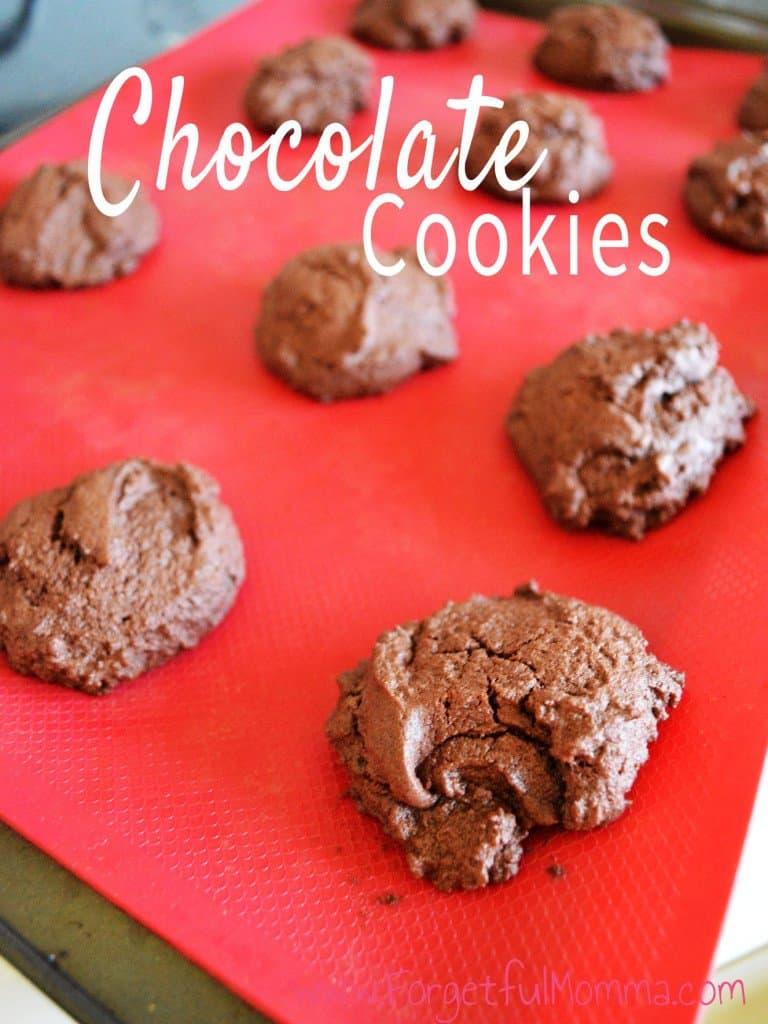 Simple Chocolate Cookies