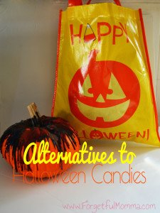 Alternatives to Handing Out Halloween Candy