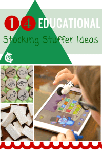 Educational Stocking Stuffer Ideas