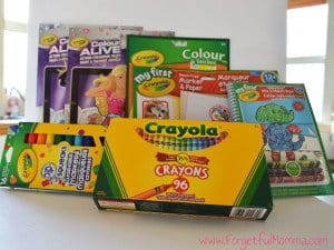 Crayola Stocking Stuffers