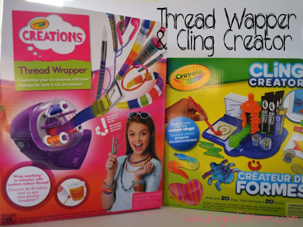 Holiday Gift Guide Crayola Products