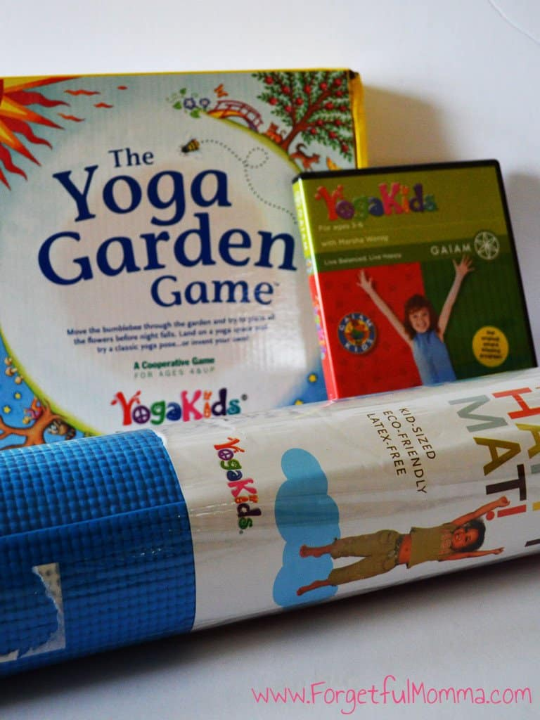 YogaKids Child Starter Bundle
