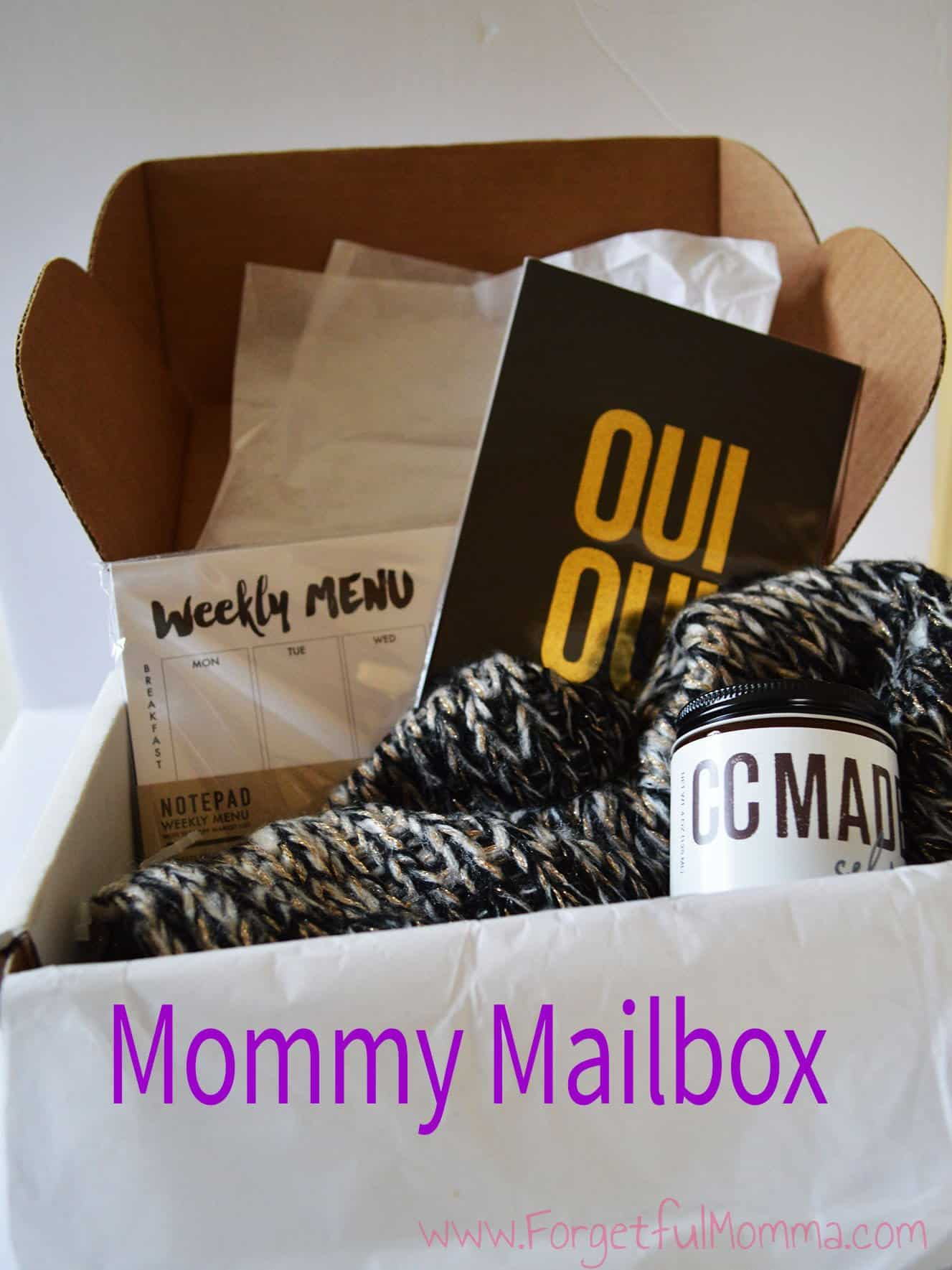 The Mommy Mailbox – Subscription Box