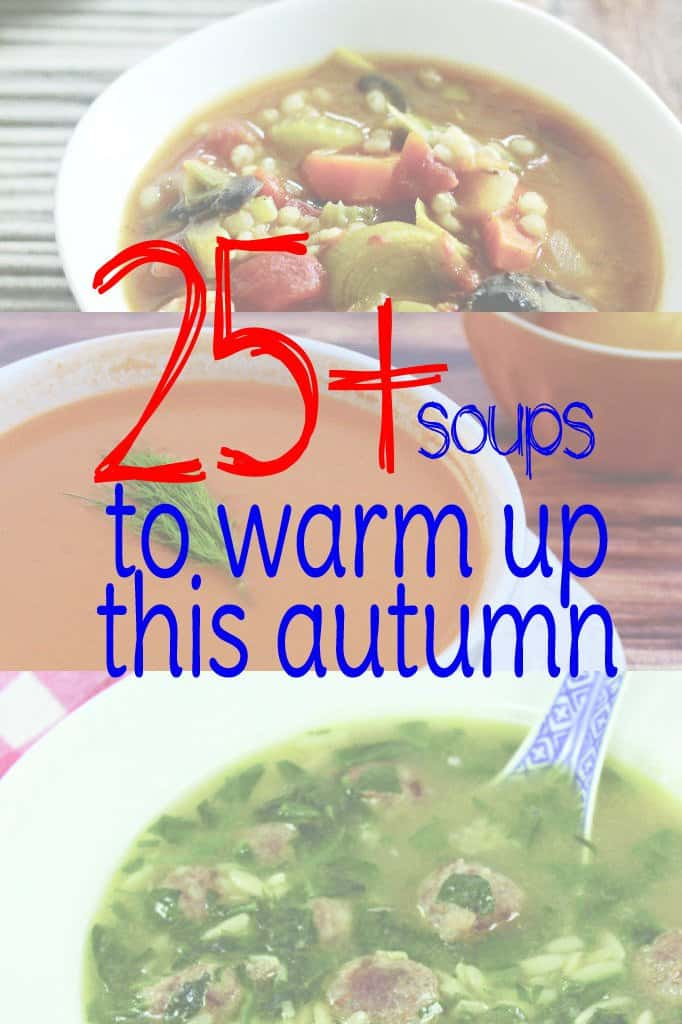 autumn soup round up