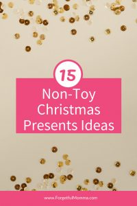 15 Non-Toy Christmas Presents Ideas