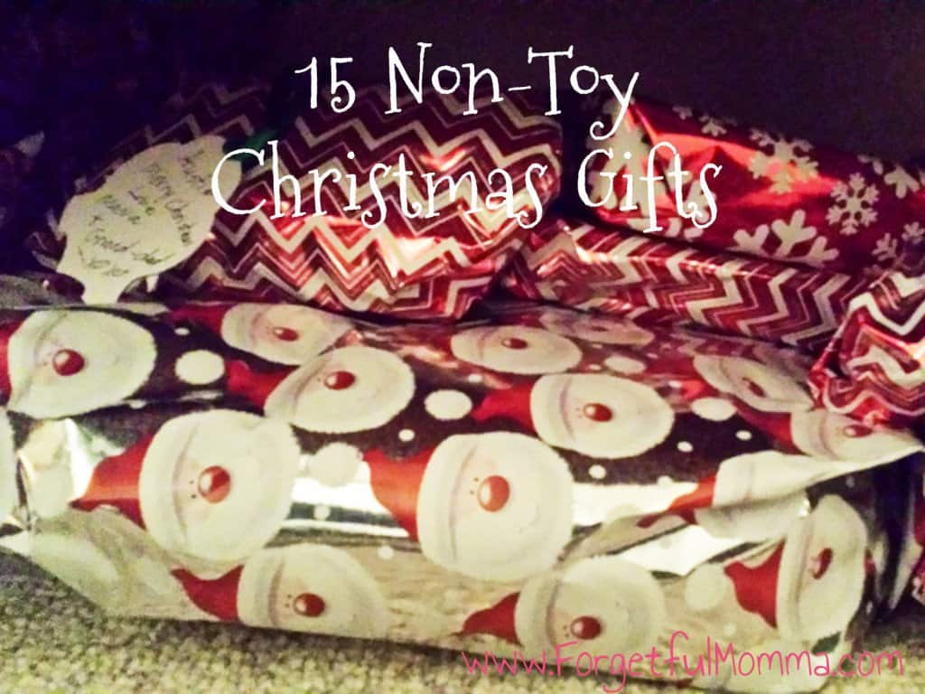 15 Non-toy Christmas Gifts