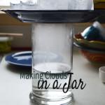 Making Clouds in a Jar