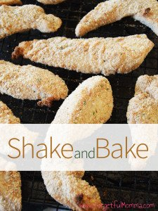 Shake and Bake Chicken Recipe