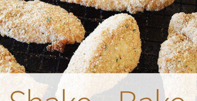 Tasty Tuesday: Shake and Bake Chicken