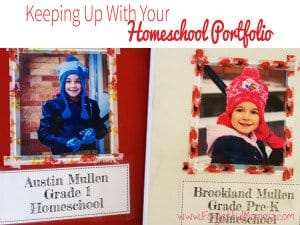 Shortcuts to Keeping Your Homeschool Portfolio