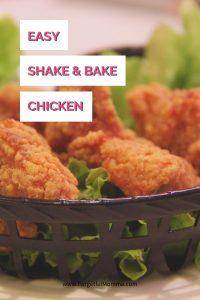 homemade shake and bake chicken tenders