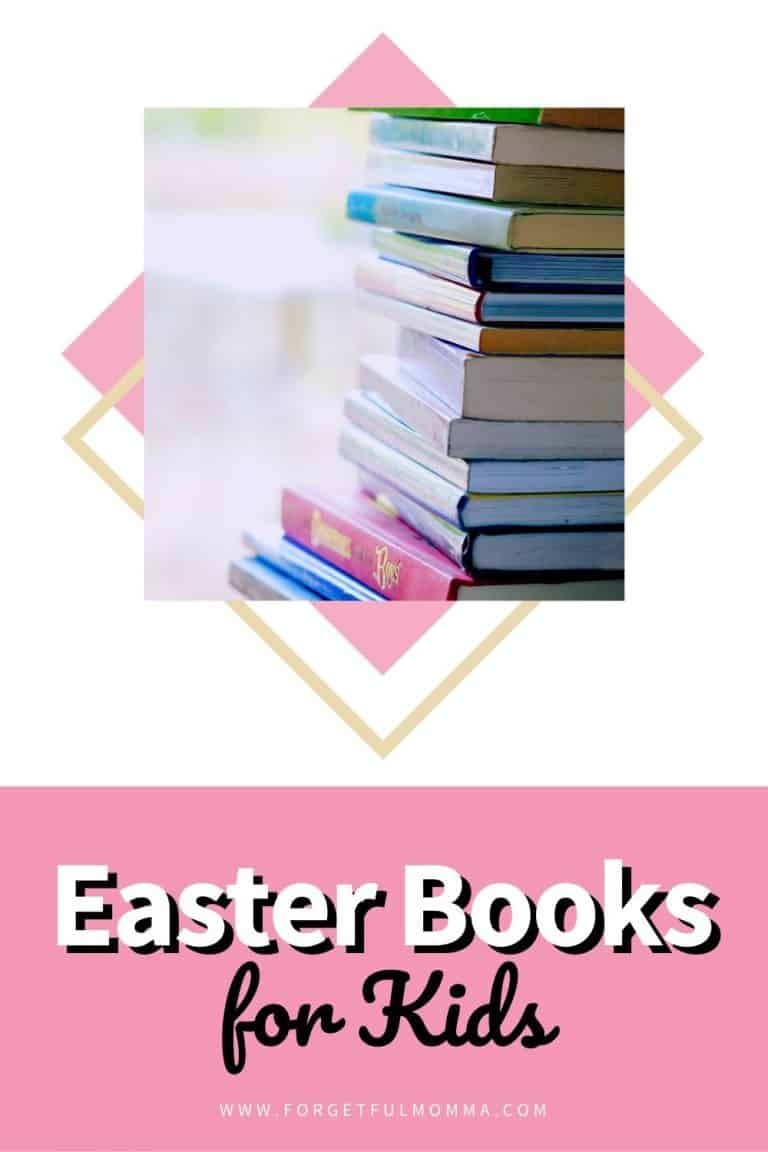 Easter Books for Young Kids