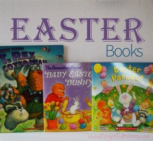 Easter Books We're Reading