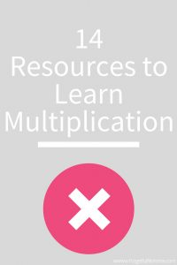 14 Resources to Learn Multiplication