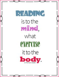 Reading to the mind-lined