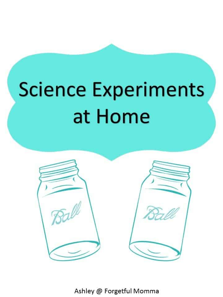 Hands on Science Experiments for Kids