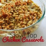 Stove Top Chicken Casserole