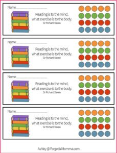 reading punch cards-lined