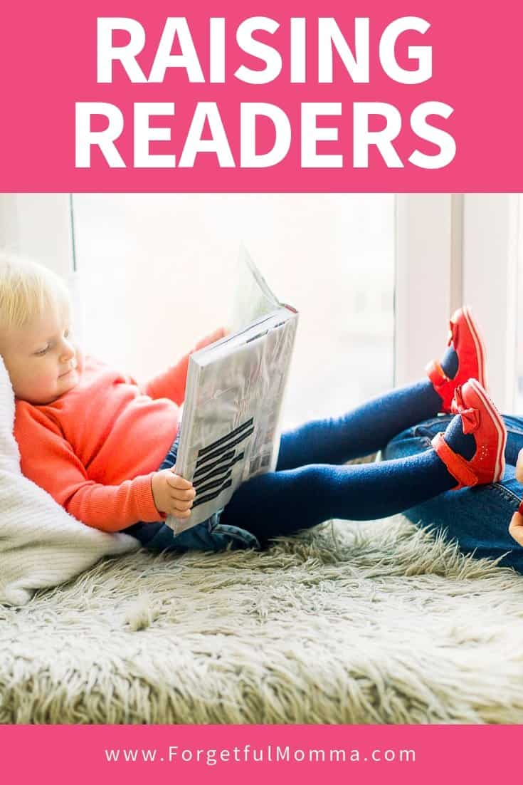 Raising Readers in Your Home