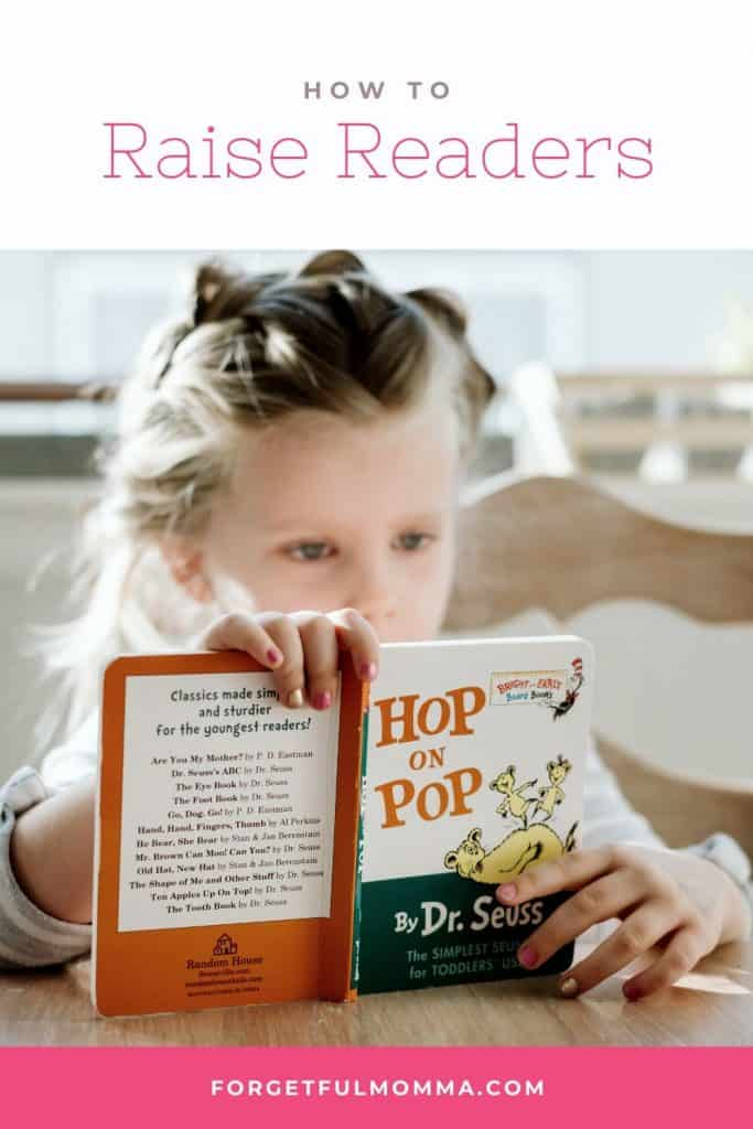 how to raise readers