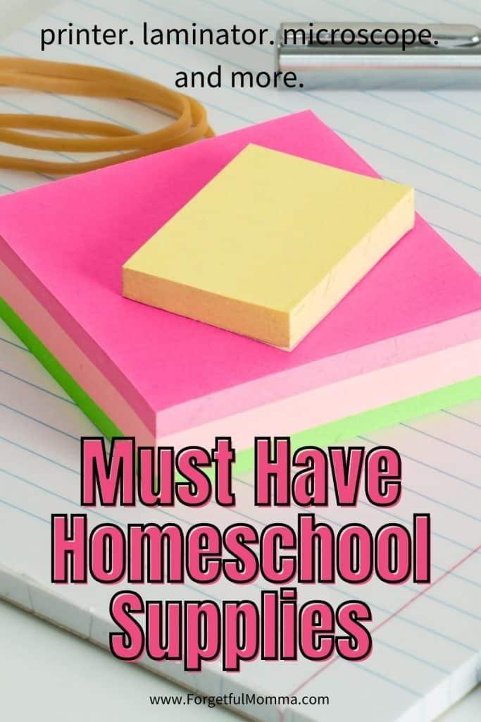 Buying Art Supplies for Your Homeschool