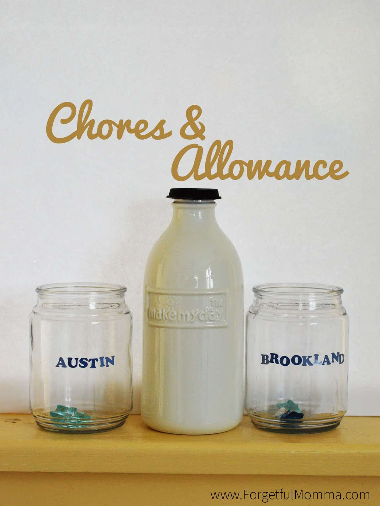 chores & allowance for children