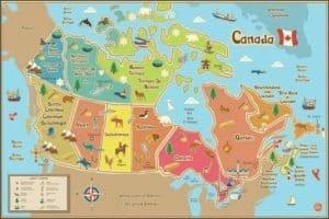 map 7 essential homeschool items