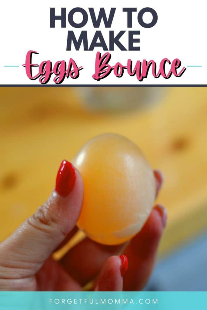How to Make Eggs Bounce