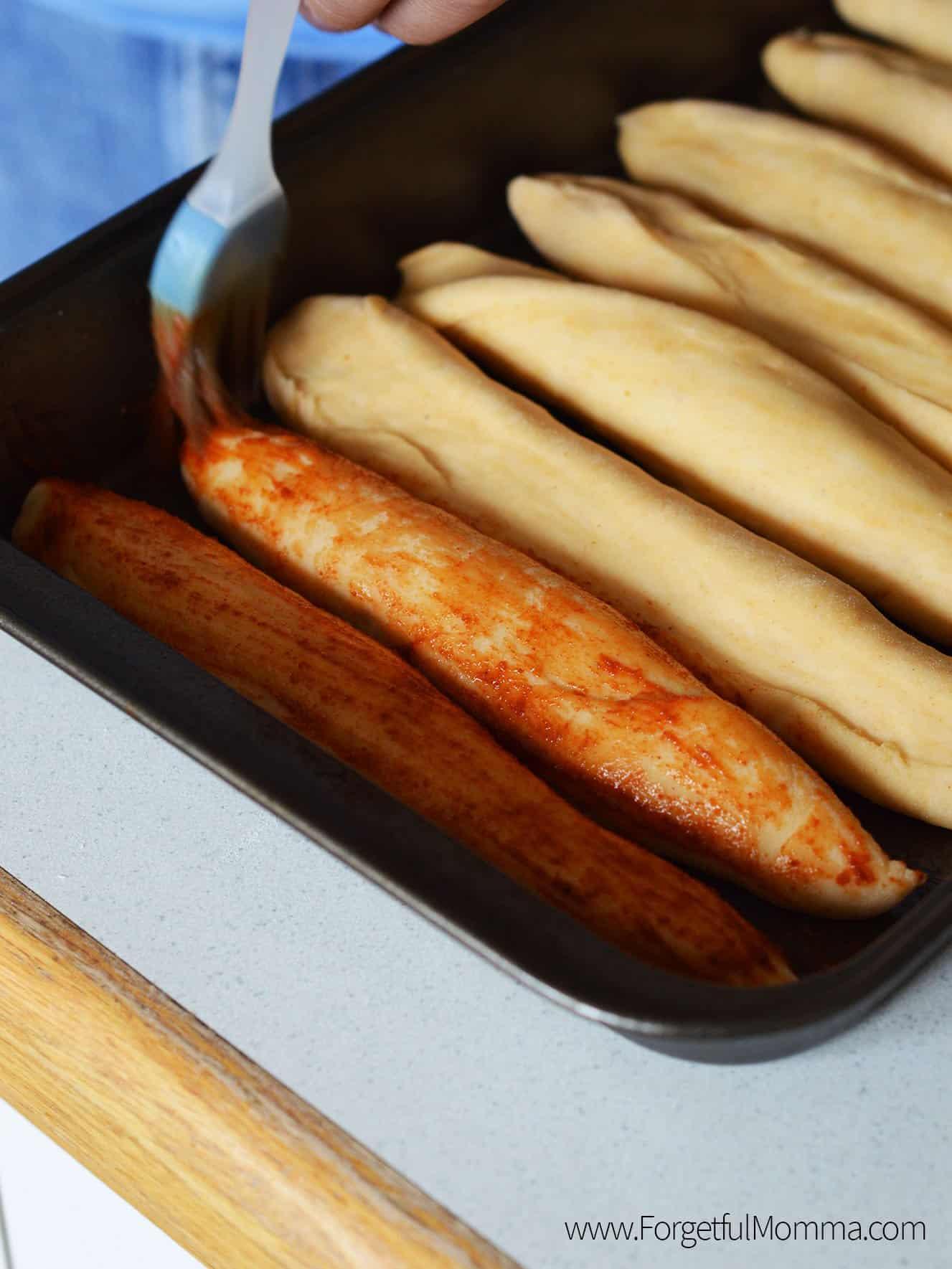 hot sauce rolls